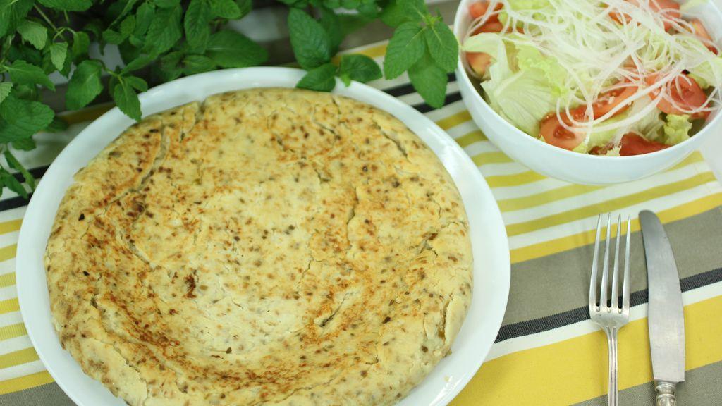 Tortilla de patatas 'Los Monegros'