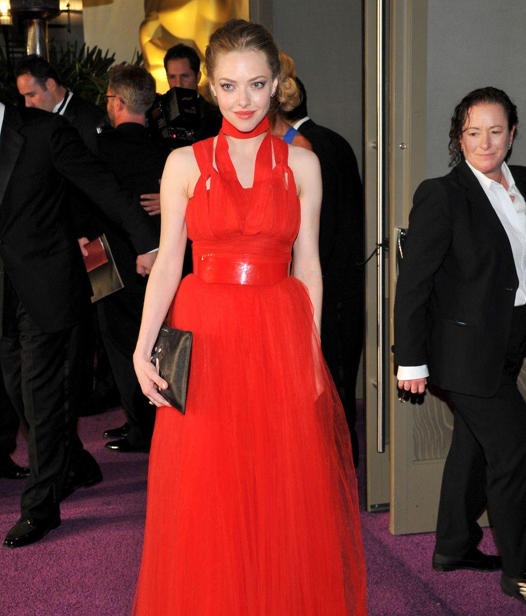 Y después de la gala de los Oscar... Más glamour en las fiestas