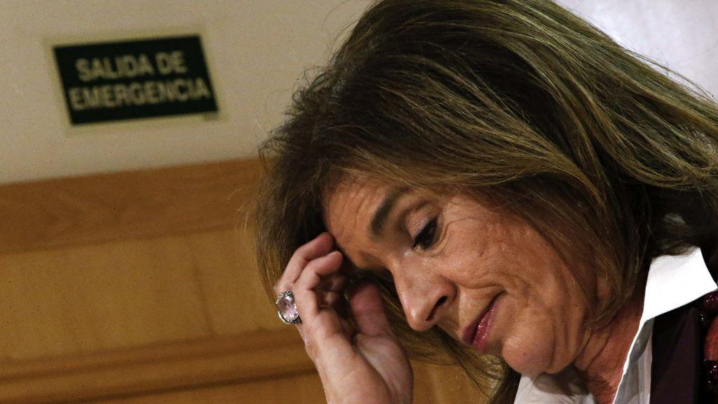 Ana Botella explica el cambio de Gobierno en el Ayuntamiento de Madrid