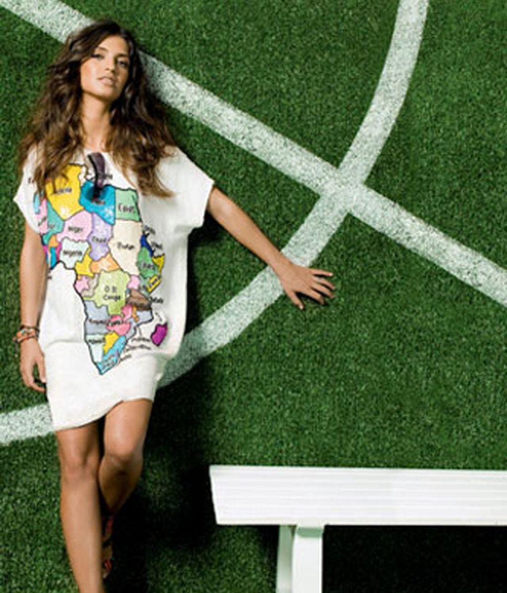 Sara Carbonero en la revista 'Glamour'