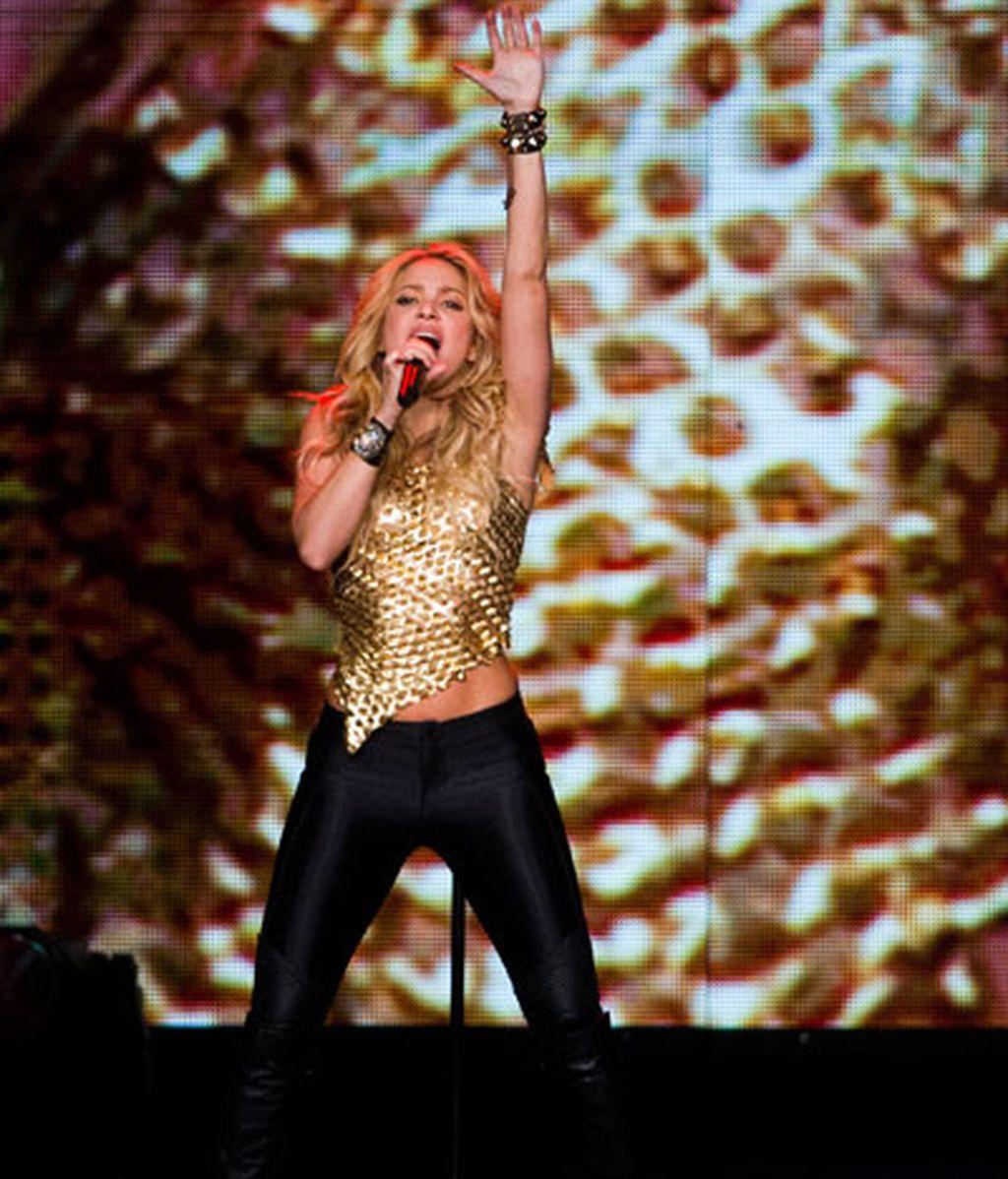 Concierto en Nueva York (EE.UU.) el 21 de septiembre de 2010