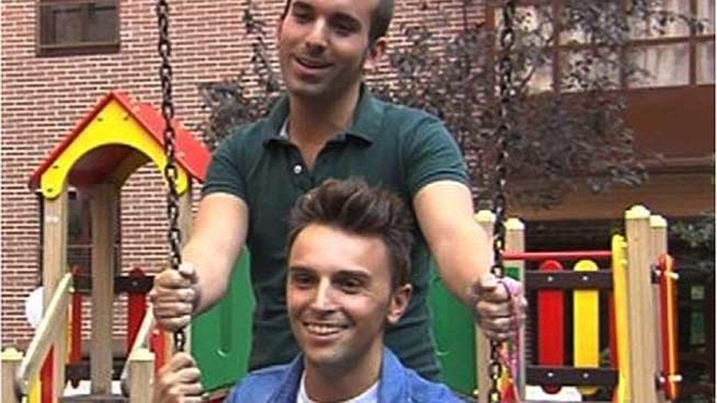 Luis y Jonathan Fernández, 28 años (Sevilla y Alicante)