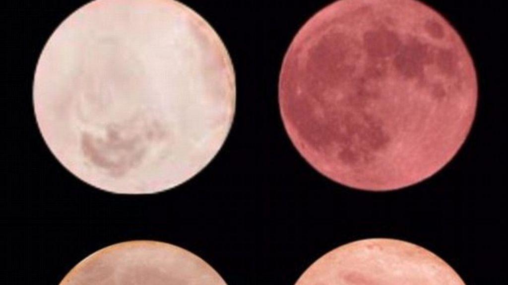 ¿Cuál es la luna?