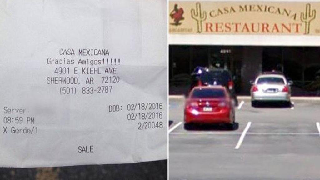 Restaurante 'Casa Mexicana'