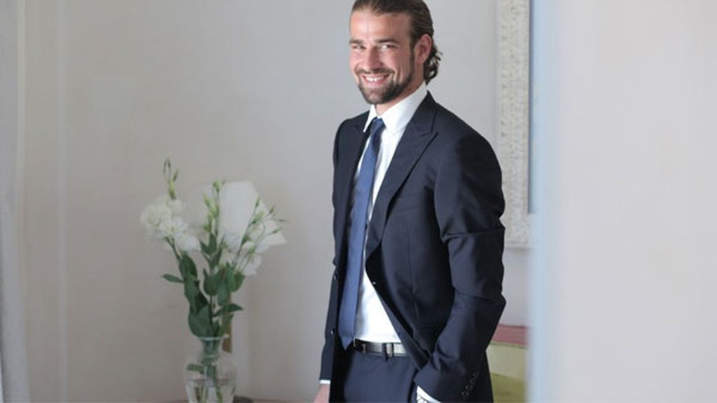 Mario Biondo y Raquel Sánchez Silva se casaron en Sicilia