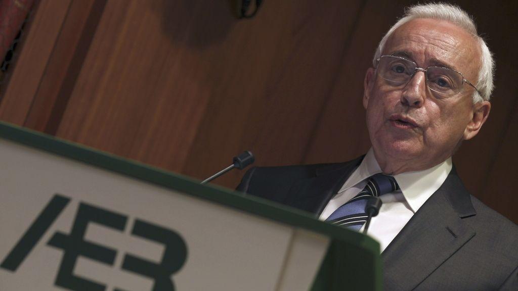 Miguel Martín, presidente de AEB