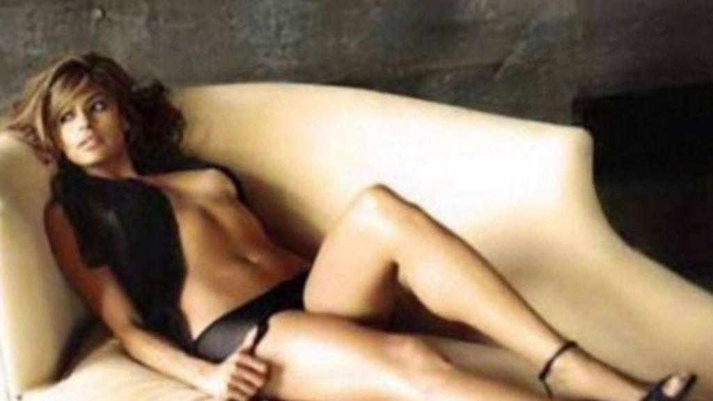 Eva Mendes, una mujer de bandera