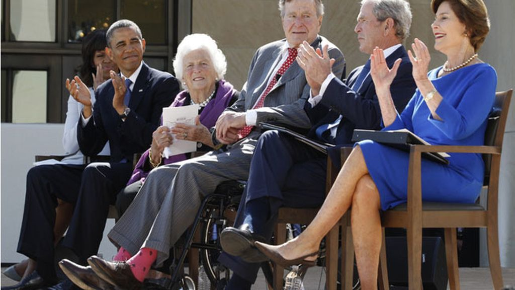 Homenaje a George W. Bush