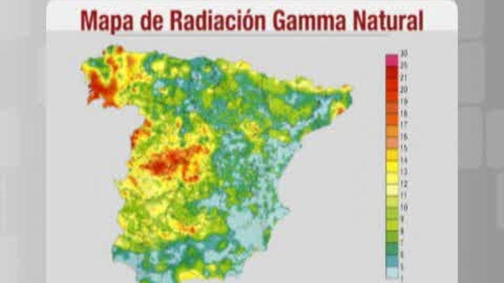 Expuestos a radiación diaria