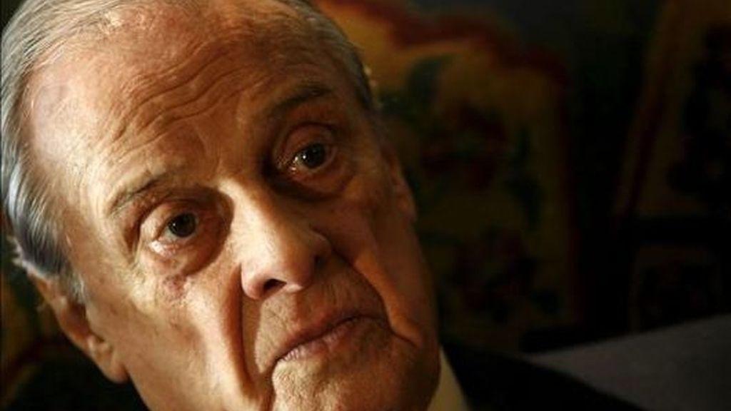 Fallece Sabino Fernández Campo