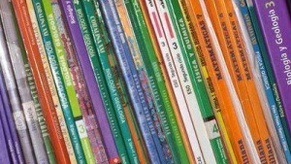 Los precios de los libros de texto suben en línea con el Índice de Precios de Consumo (IPC).