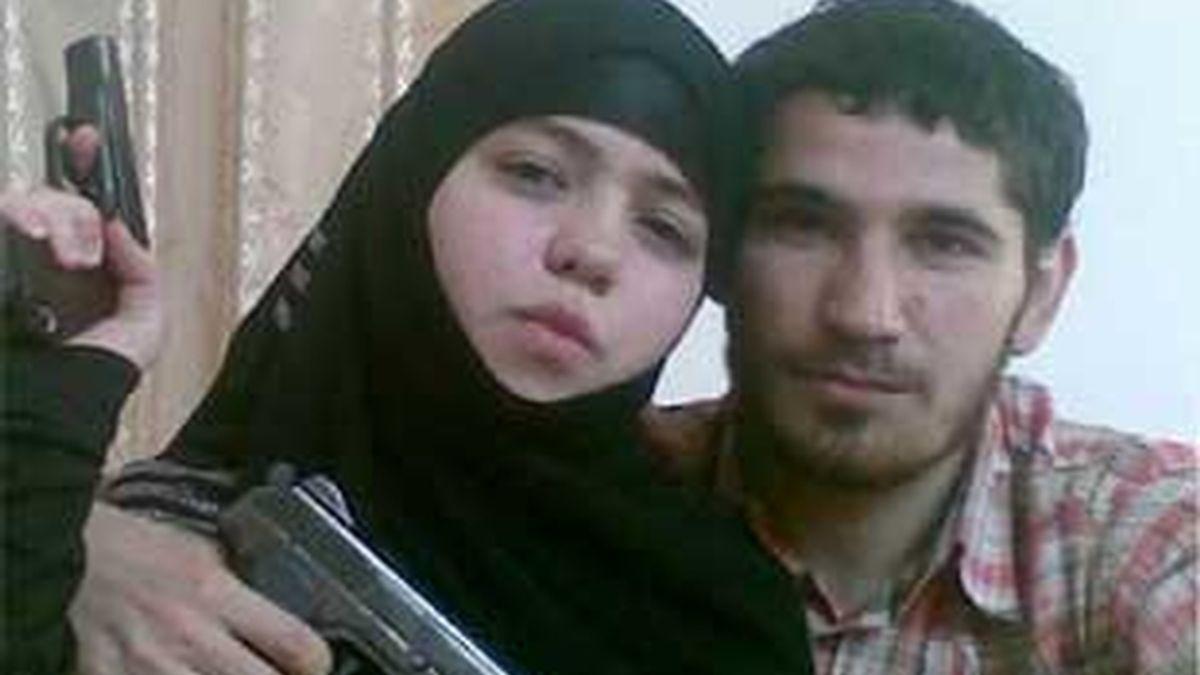 Dzhennet Abdurakhamanova tenía 16 años y fue una de las terroristas suicidas que se inmoló en Ruisa. FOTO:  Kommersant