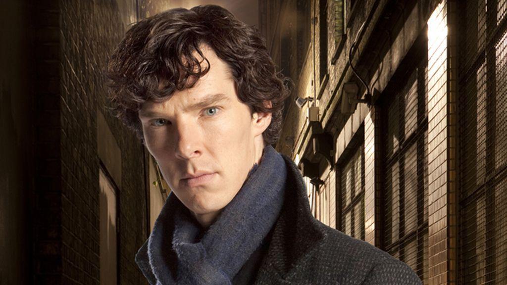Benedict Cumberbatch, un Holmes en el Londres actual