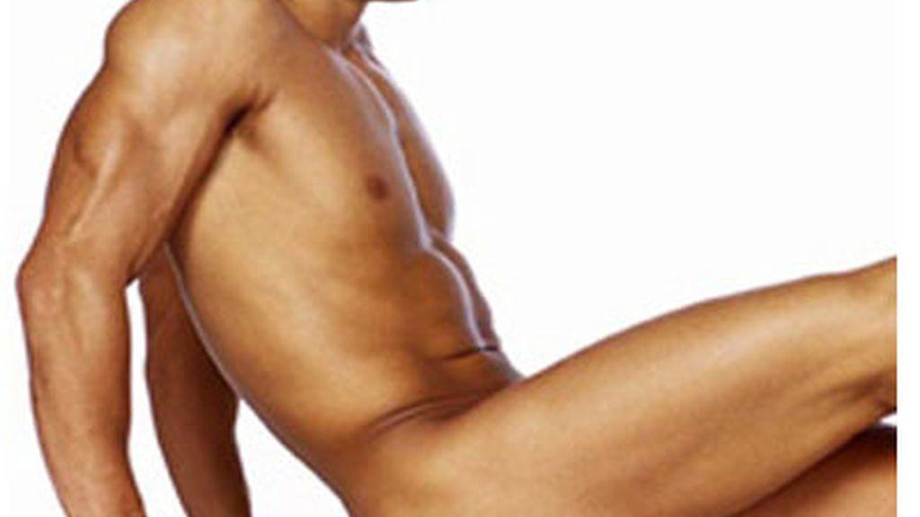 depilación, depilación láser, hombre musculoso,músculos