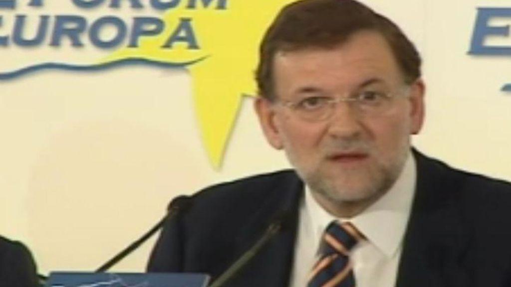 Rajoy Fórum Europa