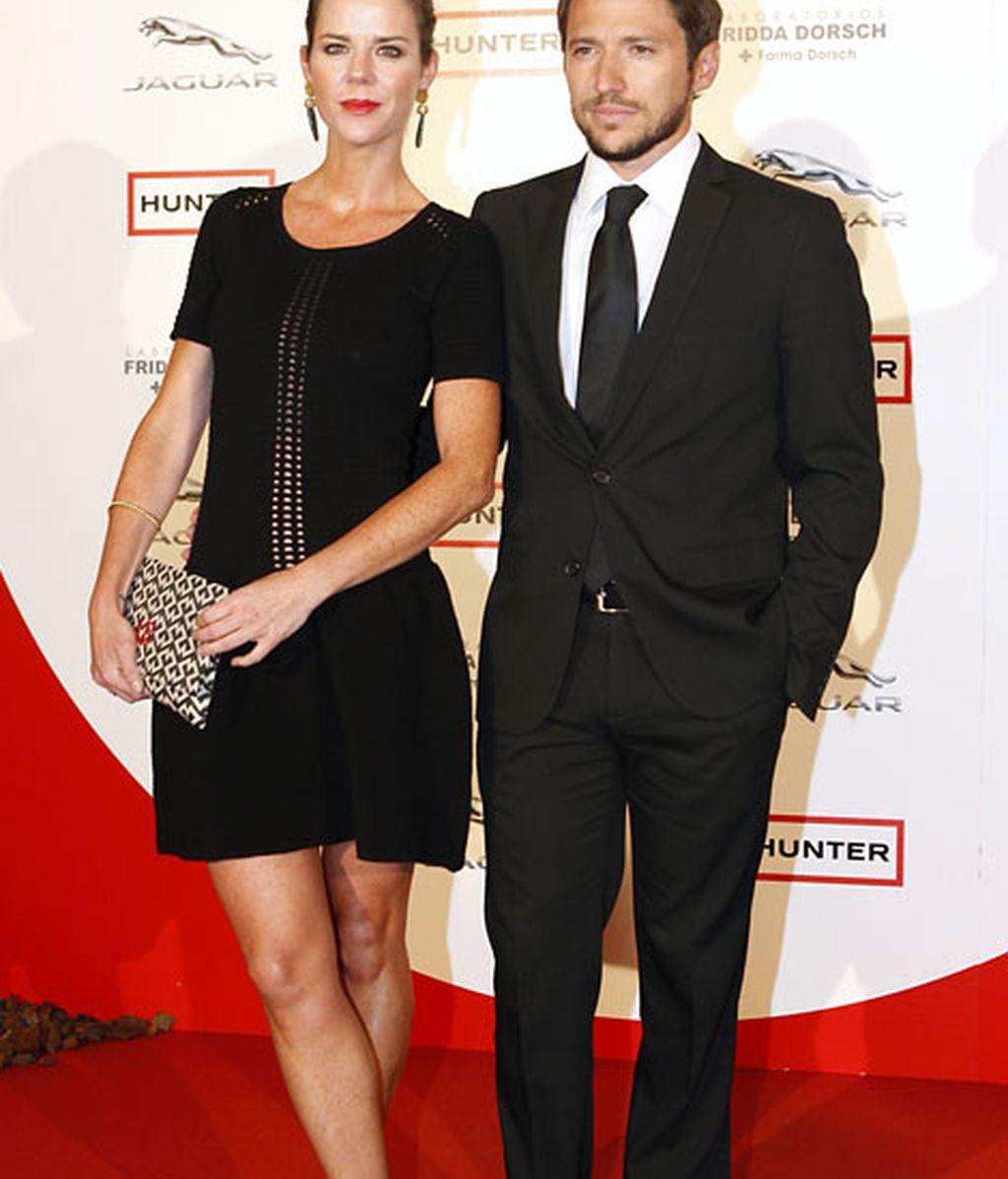 Amelia Bono y Manuel Martos también estuvieron en los premios