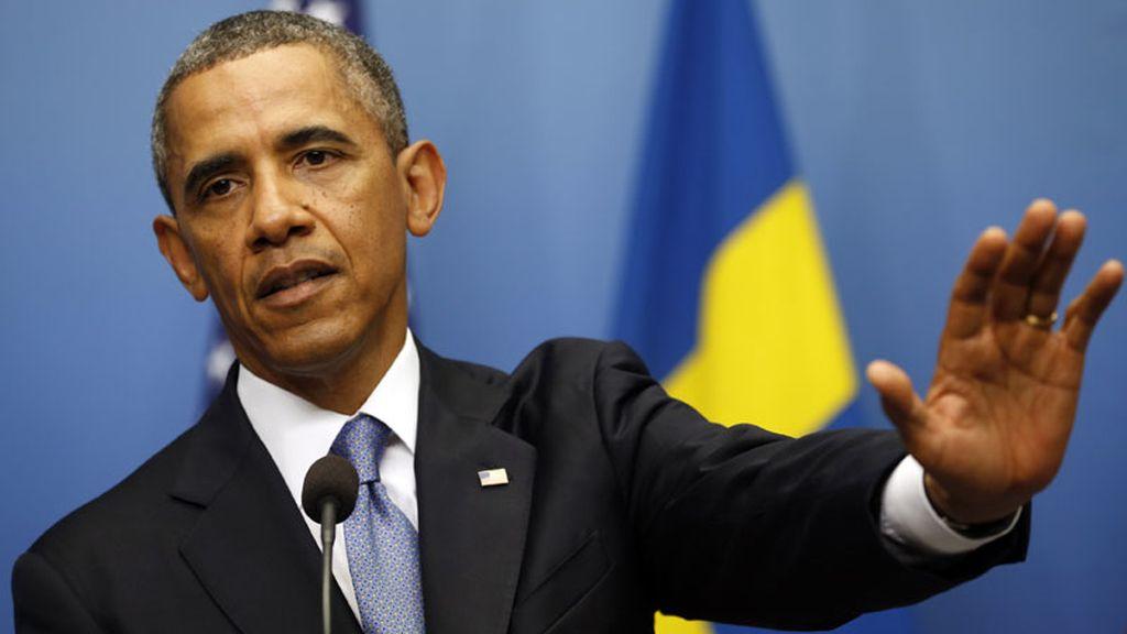 Barack Obama pide el respaldo internacional para el ataque a Siria