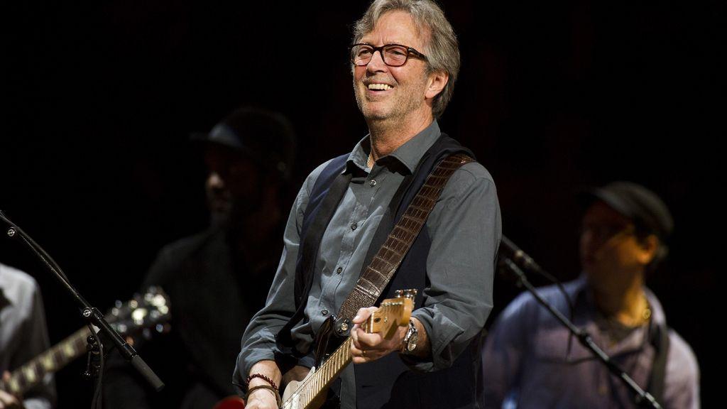 Eric Clapton confiesa que sufre una grave enfermedad