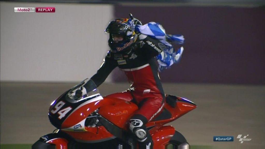 Moto2, Folger