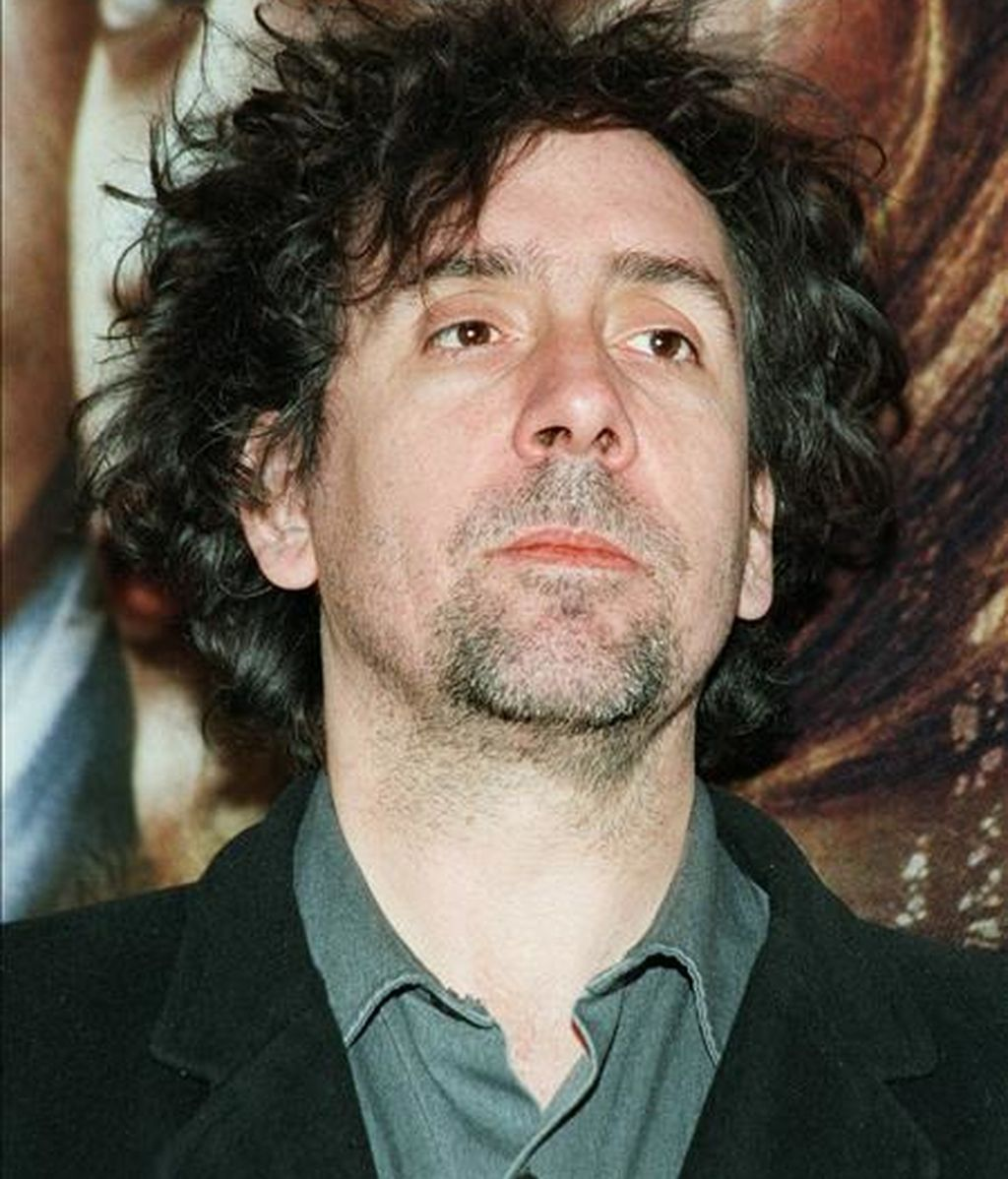 "Tim Burton, director de dos entregas de ""Batman"", ""Eduardo Manostijeras"". EFE/Archivo"