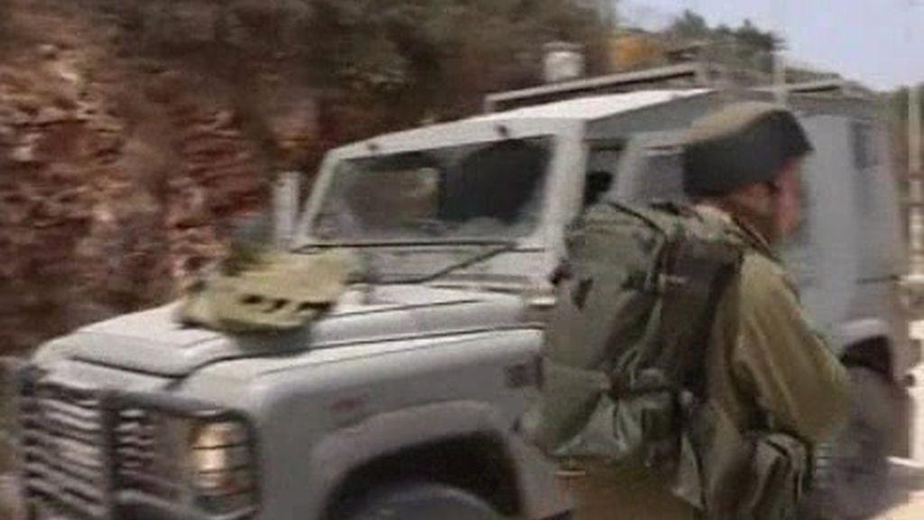 Enfrentamiento en la frontera de Líbano por la tala de un árbol