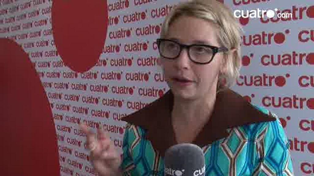 EXCLUSIVA: Beatriz Díaz nos cuenta su experiencia tras grabar Cárcel. La película