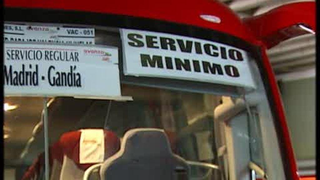 Los conductores de Auto-Res amenazan con prolongar la huelga hasta diciembre