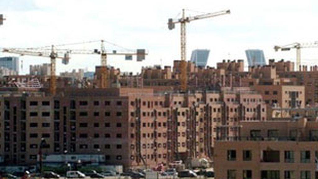 El Euríbor encarecerá las hipotecas 480 euros al año. Foto: EFE: