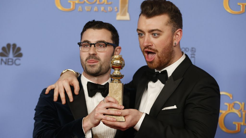Sam Smith y Jimmy Napes