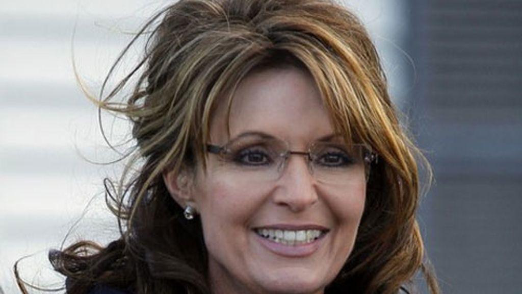 La ex gobernadora Sarah Palin