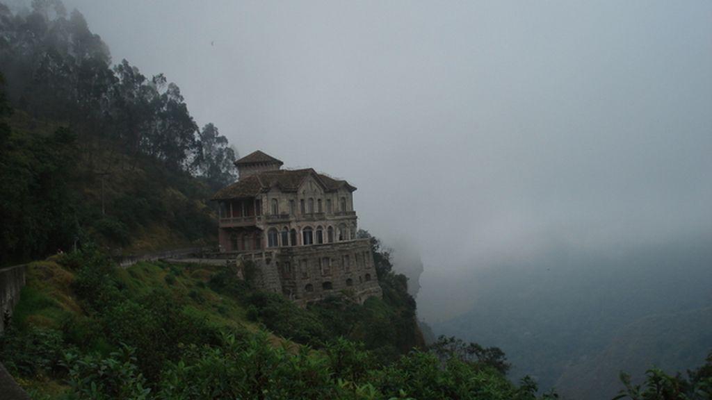 Hotel Casa Rosa en Salto Tequendama, Colombia