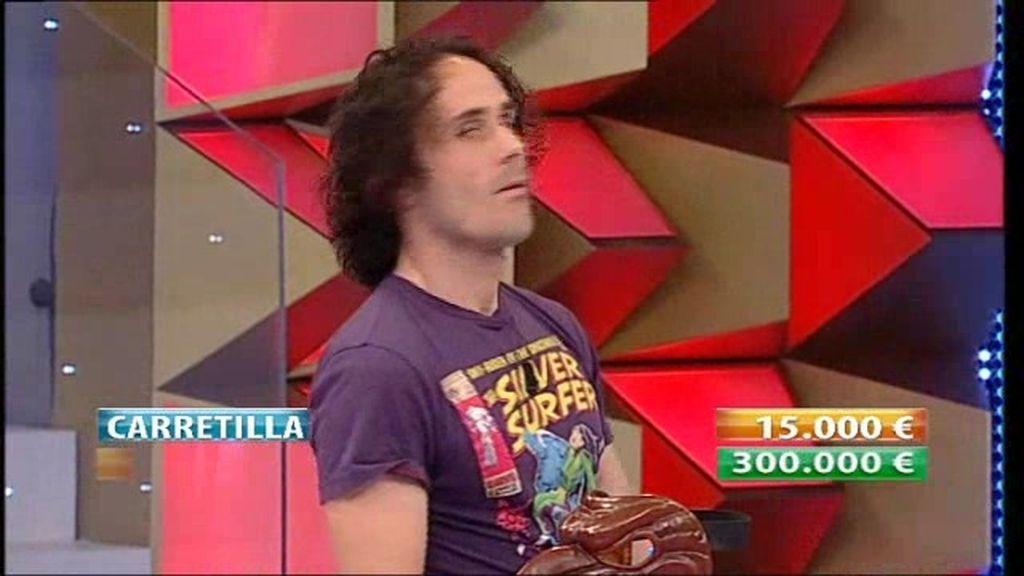 Borja se deja tentar por la banca