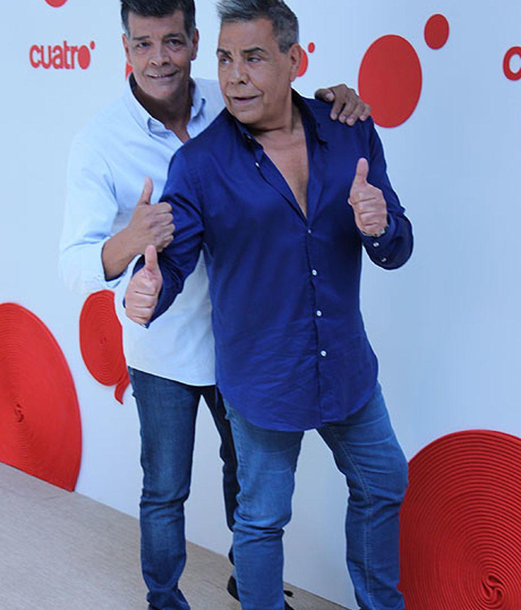 'Los Chunguitos' estrenan programa en Cuatro: 'Los Gipsy Kings'