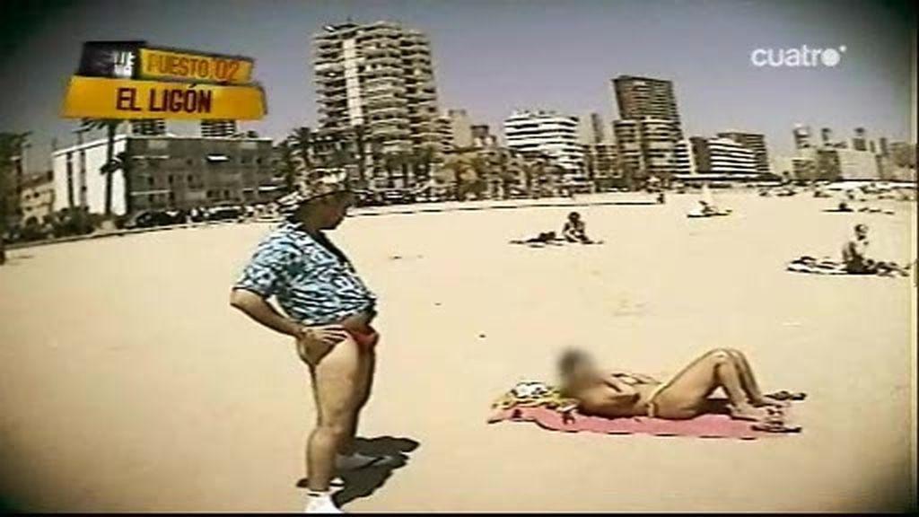 Gente que no... te gustaría encontrarte en la playa