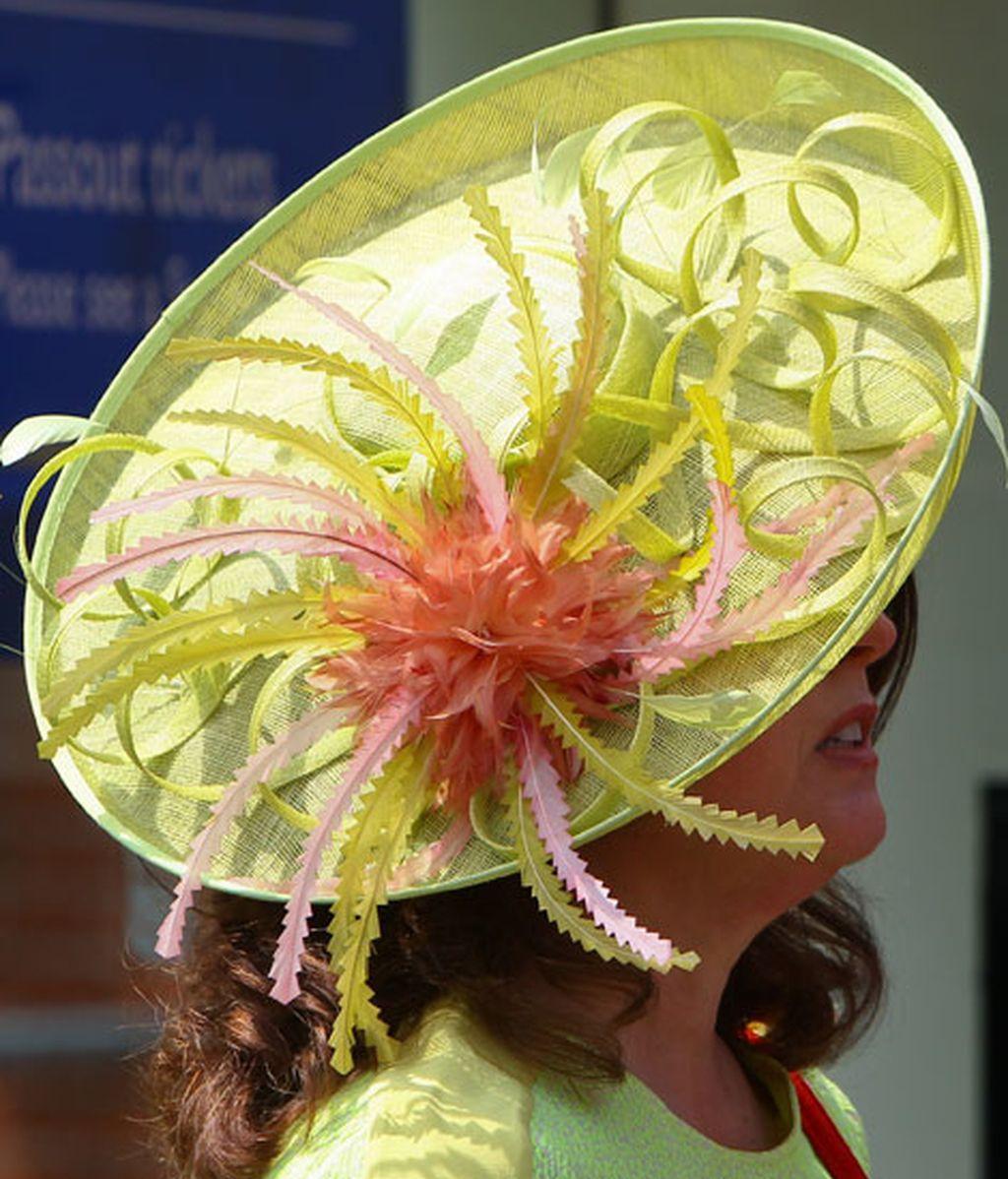 Los sombreros más originales en Ascot 2013