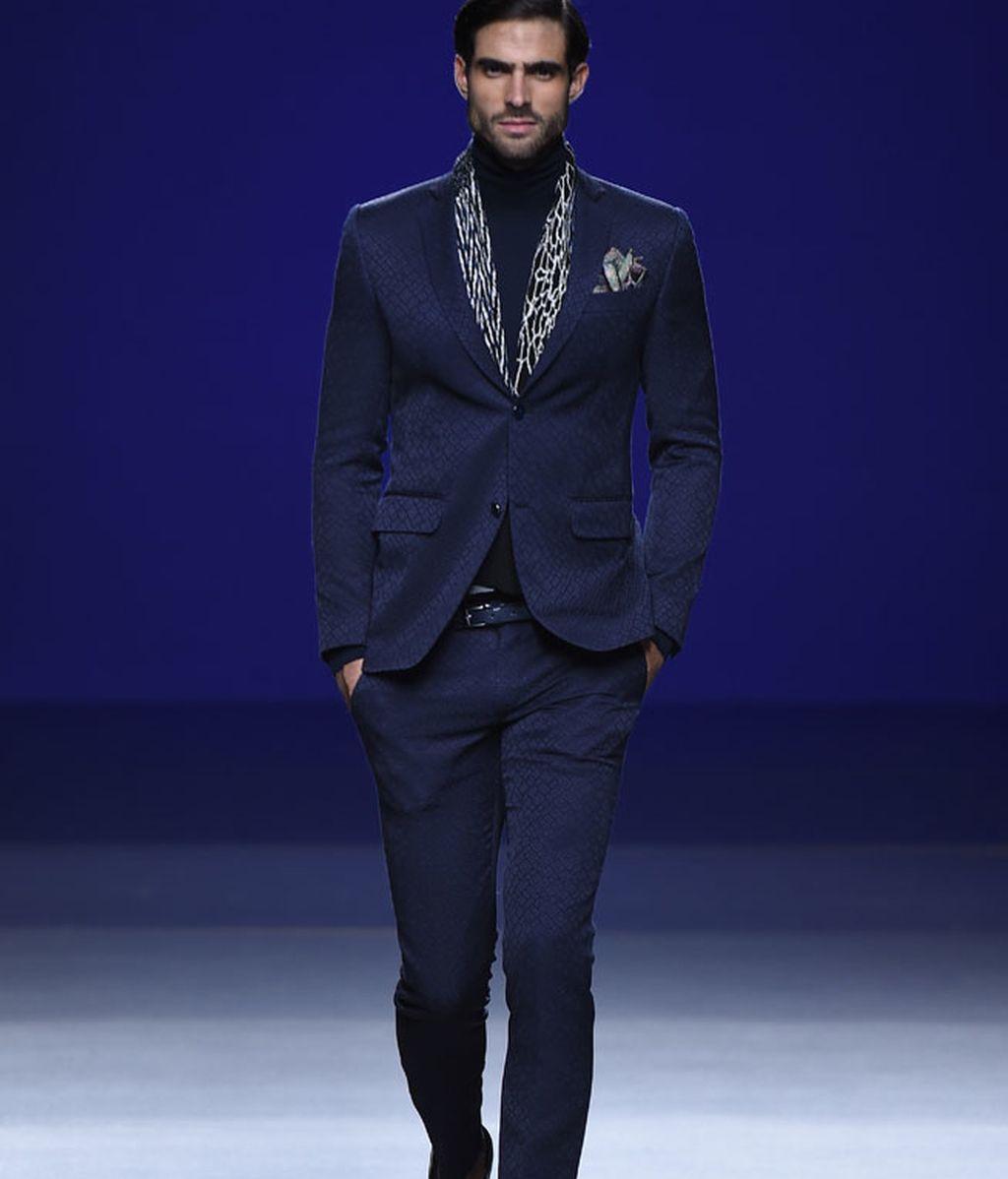 Miguel Vieira. Base clásica para un 'look' moderno