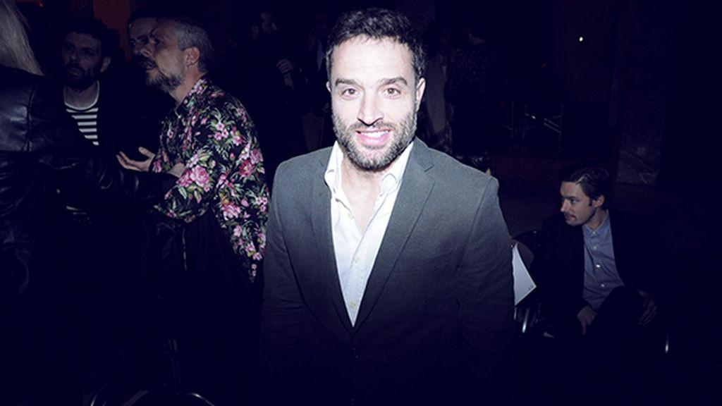 El actor Daniel Guzmán dispuesto a tomar buena nota de las propuestas de García Madrid