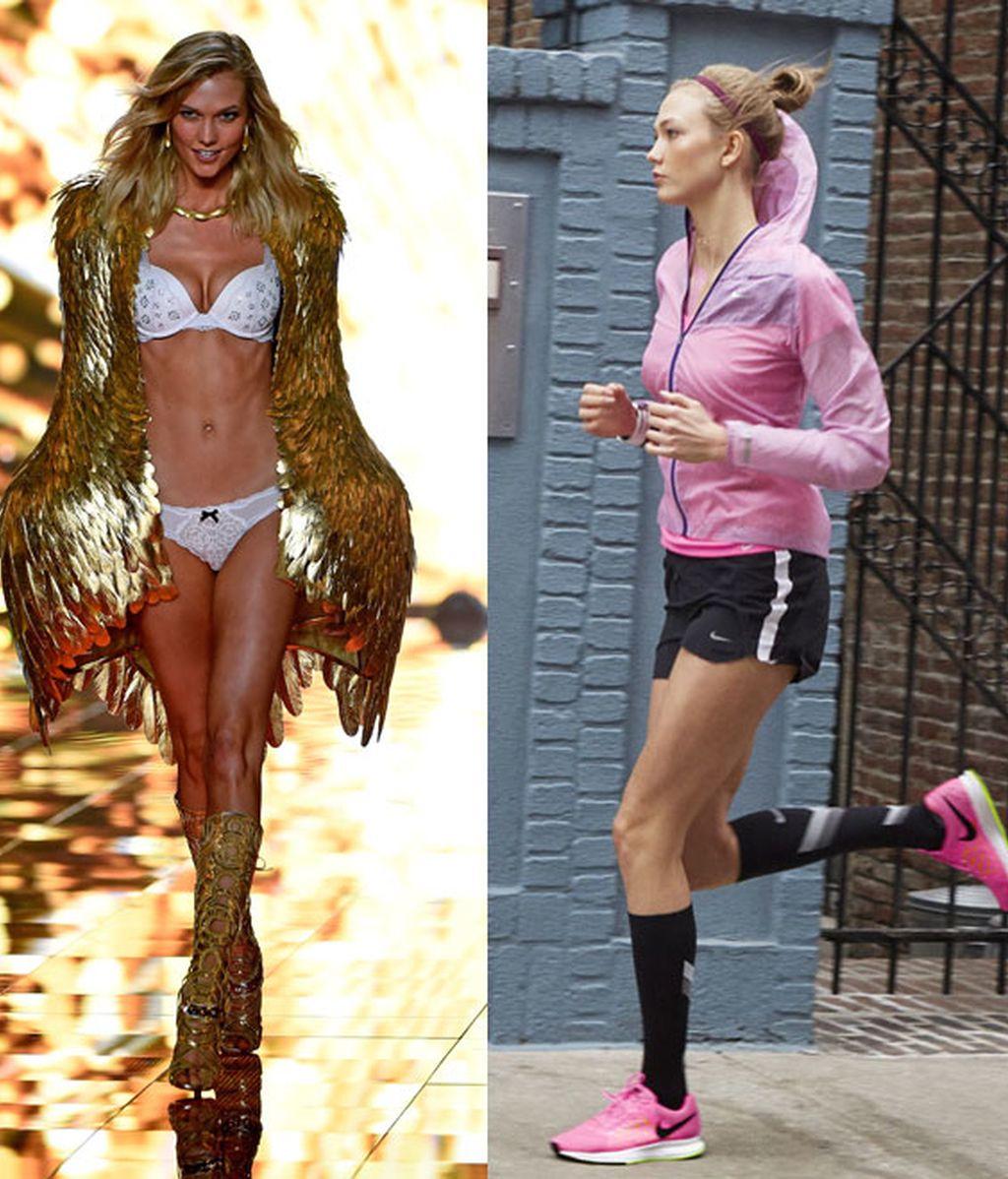 Así se entrenan los ángeles de Victoria's Secret