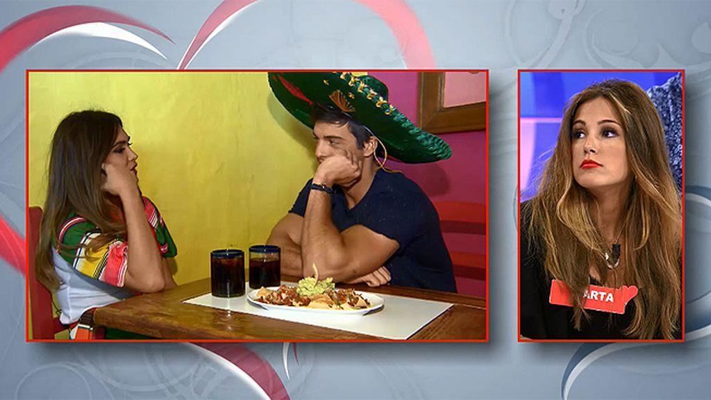 Una cita a la mexicana