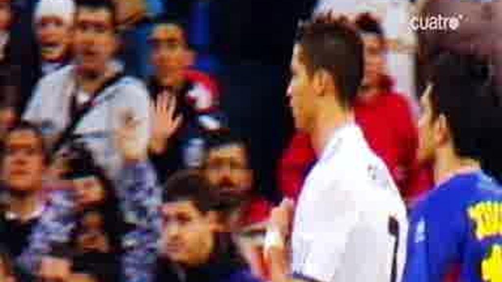El Madrid alejó los fantasmas frente al Levante