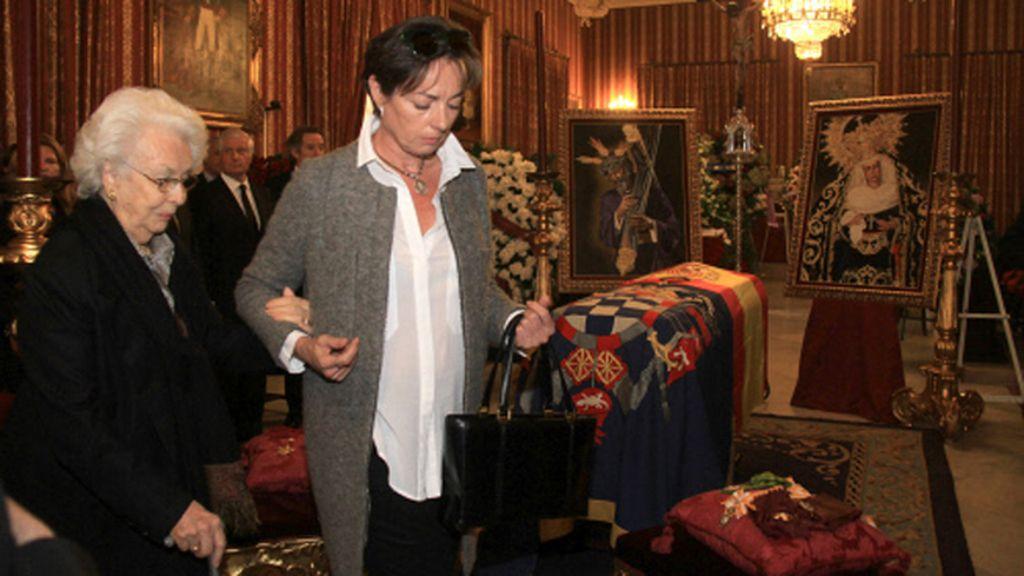 La Duquesa fallecía a los 88 años por una infección de pulmón
