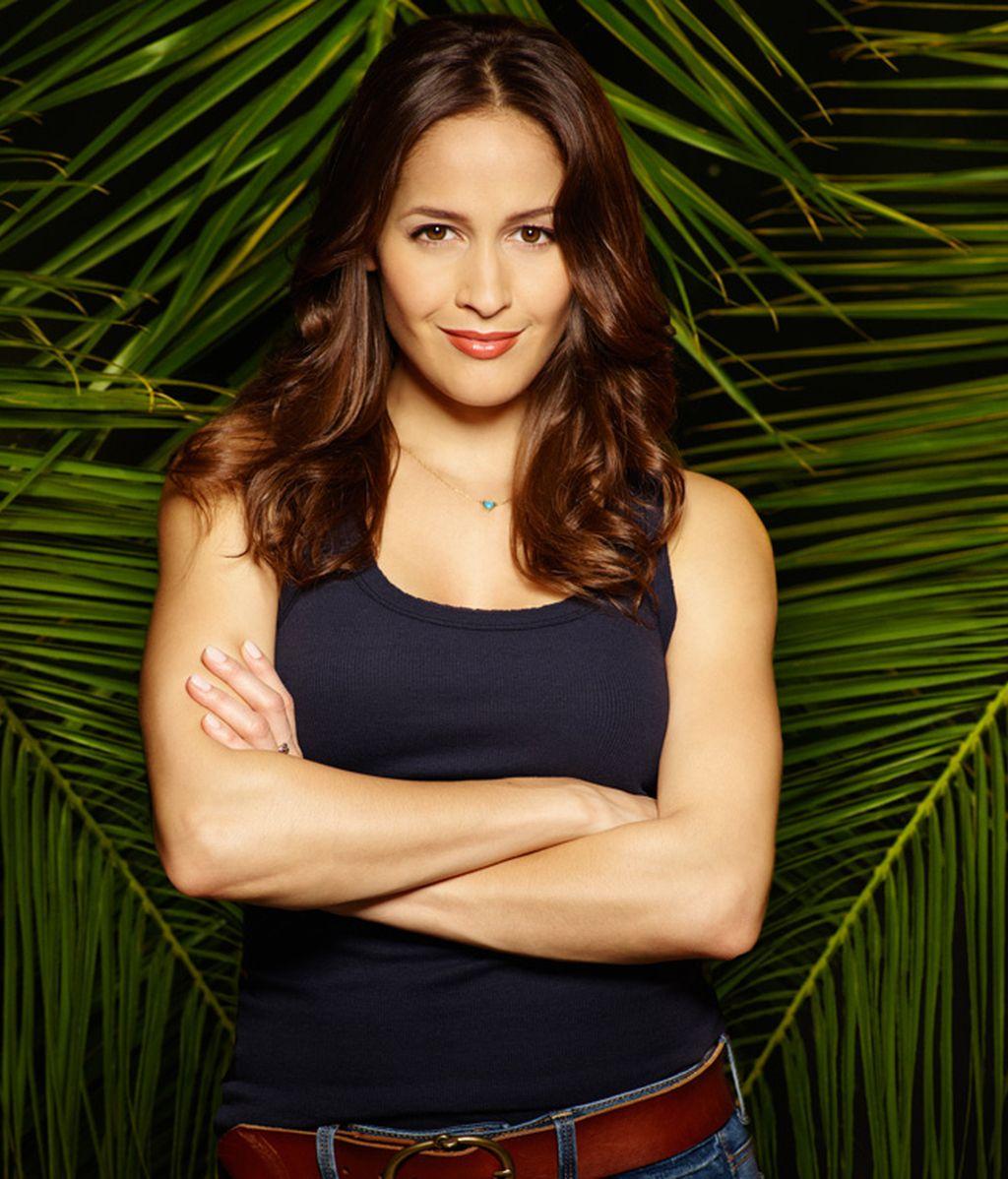 Jaina Lee Ortiz es la detective Annalise Villa