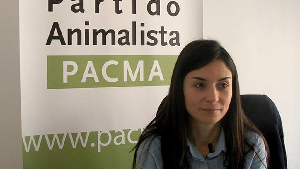PACMA, Laura Duarte