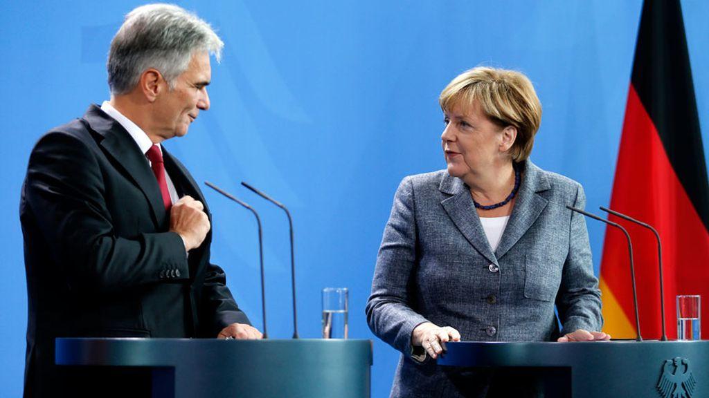 Alemania y Austria piden una cumbre de la UE para la próxima semana