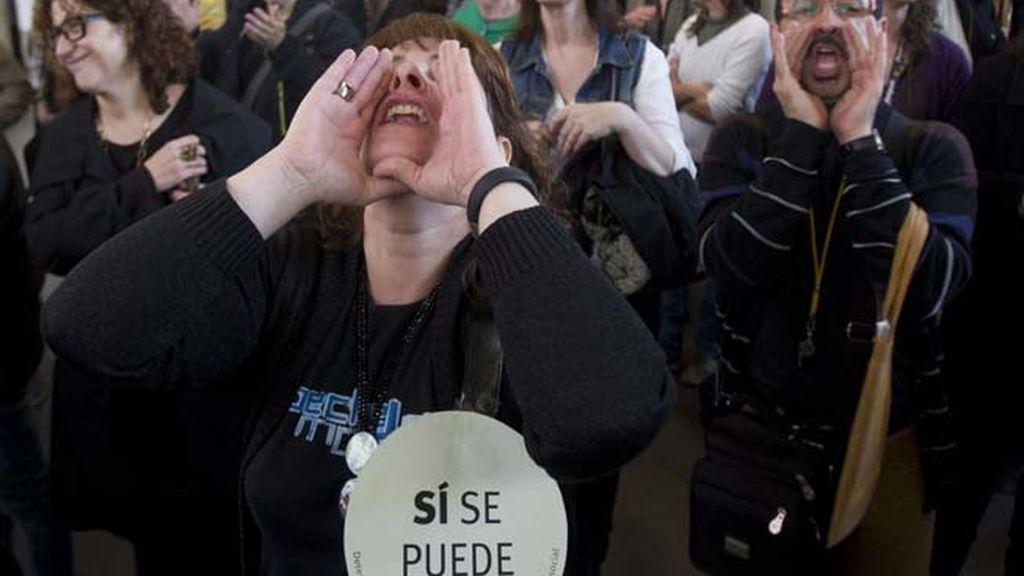 Afectados por la Hipoteca presentan centenares de peticiones de nulidad en toda España