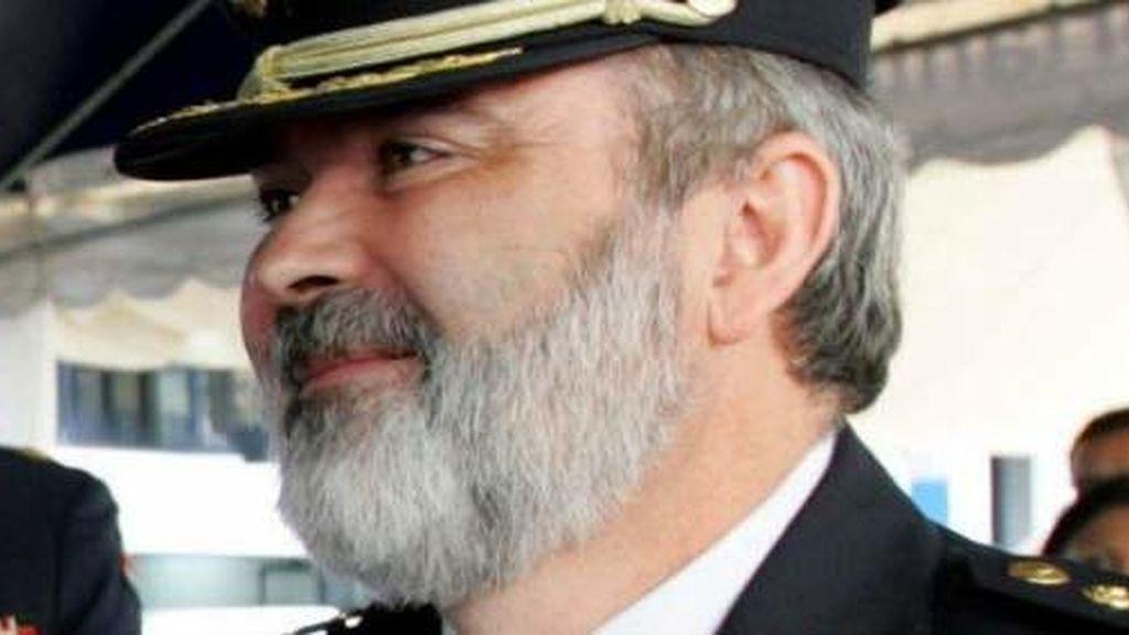 Comisario Jesús Figón