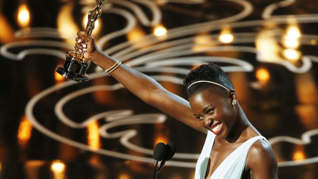 Lupita Nyong'o, Óscar a mejor actriz de reparto