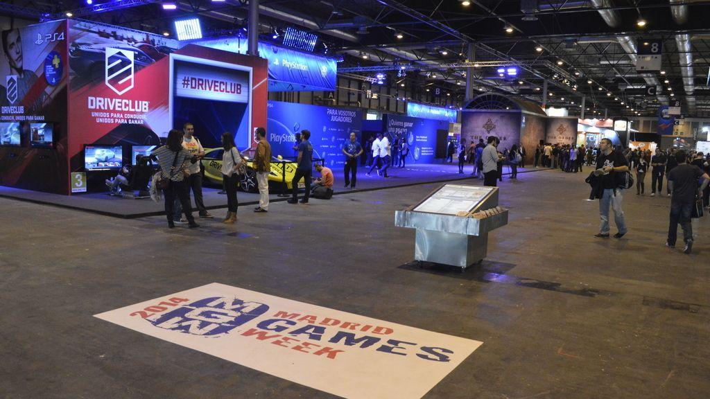 'Madrid Games Week', entramos en la feria más importante de videojuegos en España