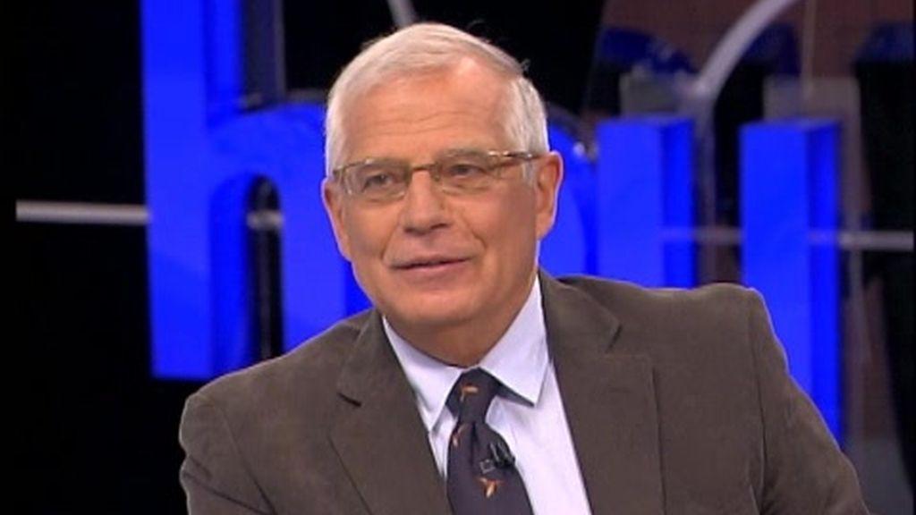 Iñaki Gabilondo entrevista a Josep Borrell