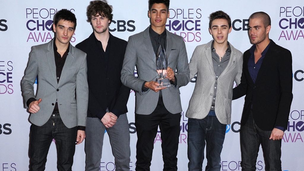 The Wanted, a la sombra de One Direction y de sus problemas internos